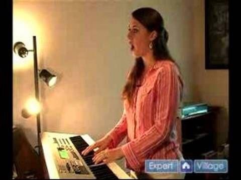 Female Voice Training Exercises : Warm Up Ascension for Female Voice Training - YouTube