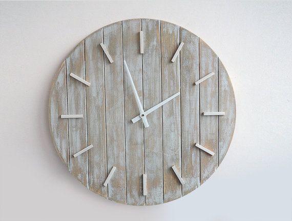 17 mejores ideas sobre relojes de pared grande en - Reloj grande de pared ...