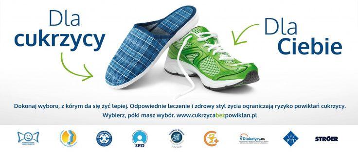 """""""Dokonaj wyboru, z którym da się żyć lepiej!""""  Ponad 3 miliony Polaków cierpi na cukrzycę. Co roku ponad 20 tysięcy z nich umiera, a główną przyczyną są powikłania choroby.[i] Prawidłowa kontrola cukrzycy, stosowanie się do zaleceń lekarskich i odpowiednie leczenie pozwalają na ograniczenie ryzyka"""