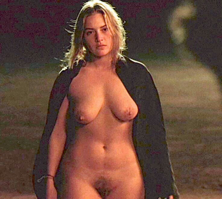 Celeb Kate Winslet Nude Modelling Video