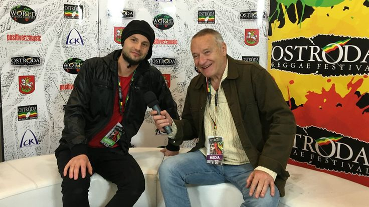 crsradio.com FlatBridge News Music Extra Backstage in Ostroda artists from Poland, Jamaica and around the world talk about keeping Bob Marley's spirit alive and discuss how reggae is now seen both as a voice for protest against Poland's current right wing government and as a means of ... #jamaicareggae