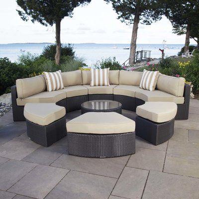 Outdoor Sofa Sets Patio Furniture, Santorini Patio Furniture