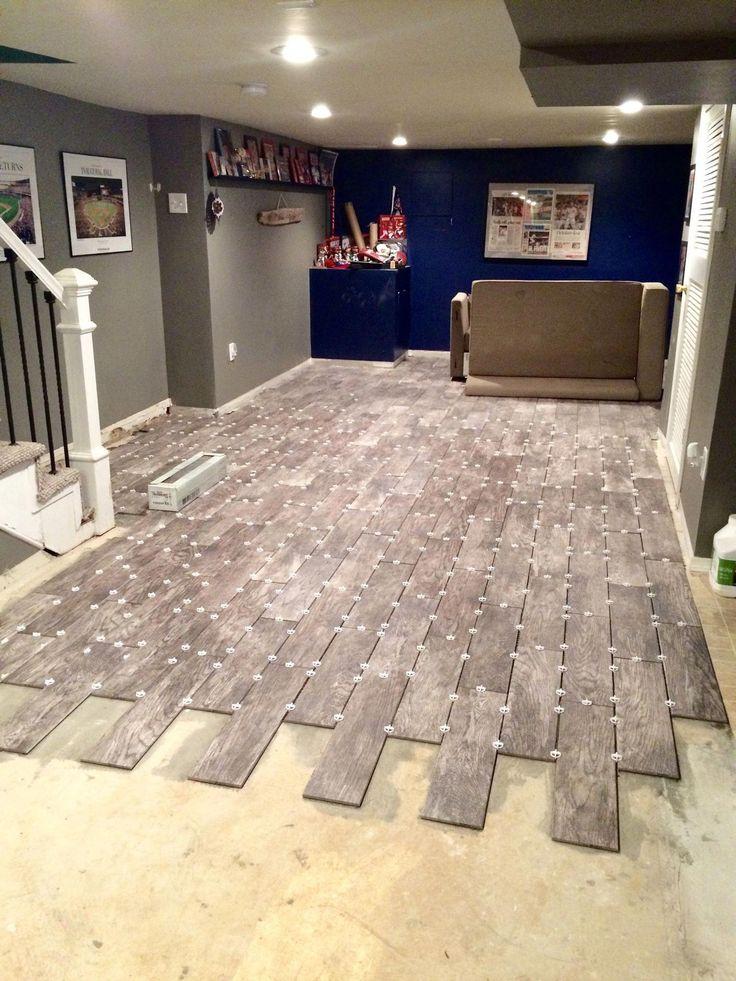 38 Fancy Basement Tile Floor Ideas Sketch Bedroom