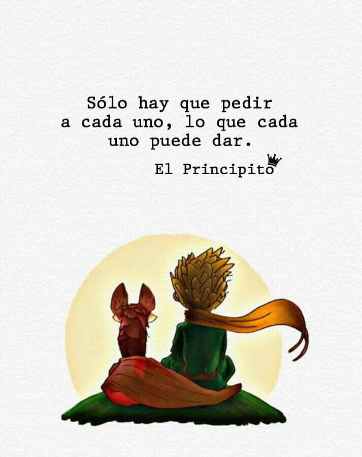 #ElPrincipito