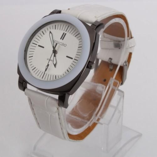 PU Leather  Wrist Watch  If you are looking for a cool and stylish leather quartz wrist watch, then you came to the right place. This strong and durable wrist watch made of high quality material features a specially designed watch band that's very attractive and comfortable to wear.