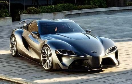2016 Toyota FT-1 Price and Performance