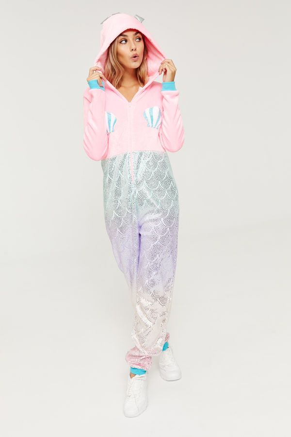 bda3dddcf Mermaid Onesie