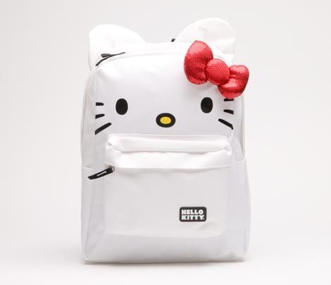 Hello Kitty Backpack: Red Bow I got this backpack for my niece on her birthday a couple years ago!!!