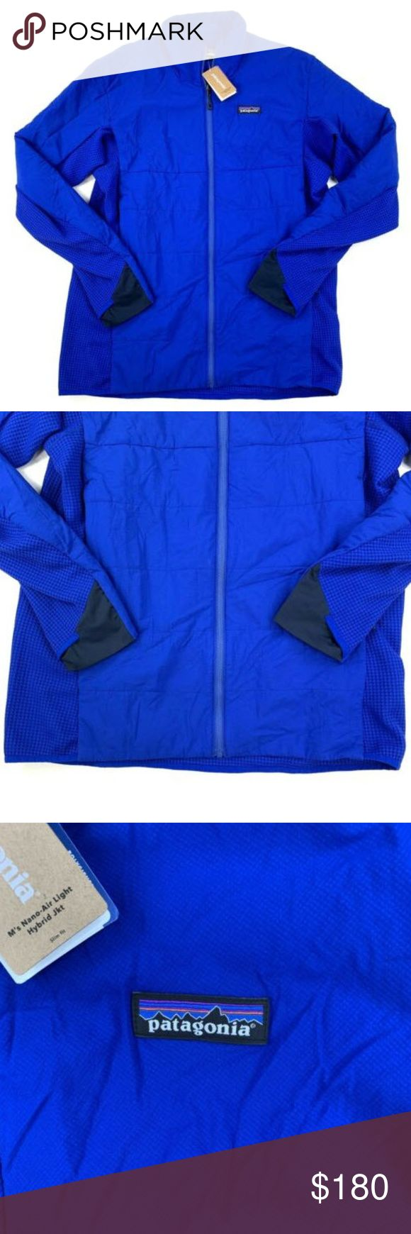 Patagonia Nano Air Light Hybrid Jacket Mens XL Item