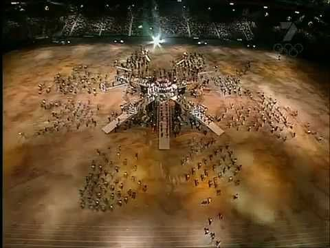 Tap Dogs / Sydney 2000 Olympic Opening Ceremony Amazing have to watch it- YouTube