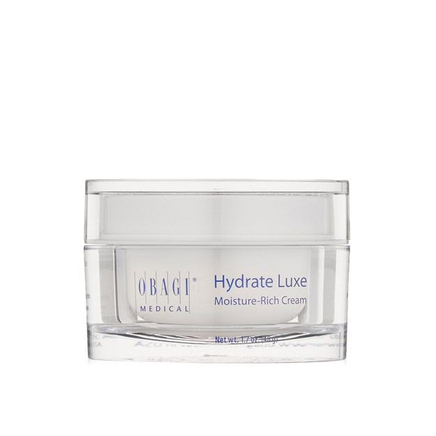 Best Beauty Products For Your 50s - Obagi Hydrate Luxe Moisture-Rich Cream - The Best Beauty Products and Tips and Tricks For Your 50s. Great Make Up And Skin Care Routines And Regimens For You To Look Young And Vibrant. Looking For The Best Skin-Care Routine For Your 30s? We Cover Routines That You Need To Follow For Anti-Aging As Well As Eye Products, Skin Products, and Face Cream to Stay Hydrated. Check Out These Tutorials To Know What To Do In Your 30s For Skin Care and Beauty…