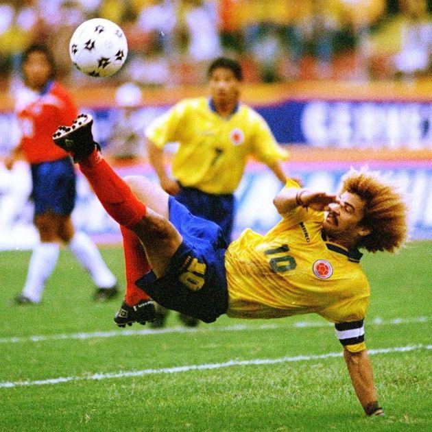 "Carlos ""El Pibe"" Valderrama | Former Colombia Captain #10, Former Montpellier Captain #10"