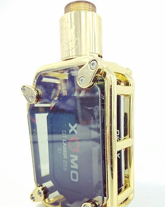 The Xomo And Phobia Are The Perfect Addition To Any Collection Vandy Vape Official Amazingecigmods Mod Mecanica