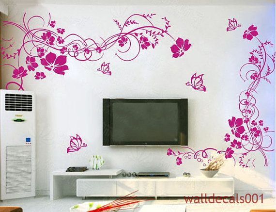 Wall Decalswall by walldecals001 on Etsy