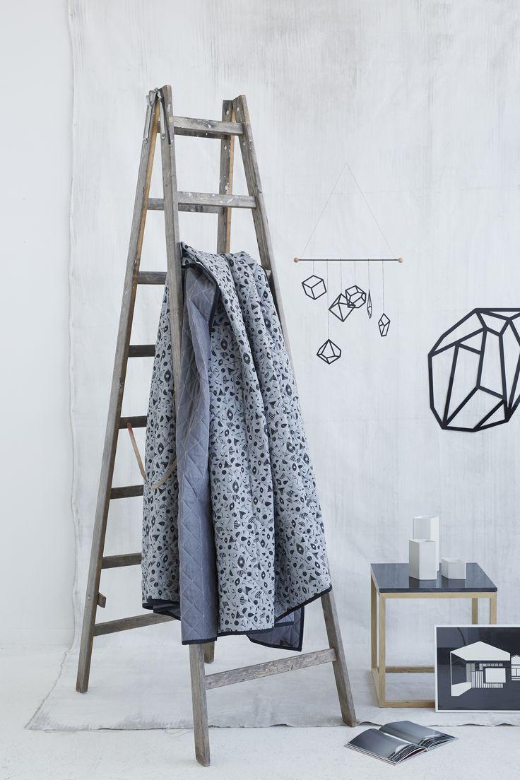 Bedspread - Kristina Dam Studio