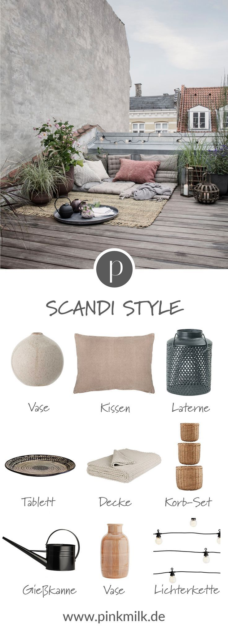 Scandi Style! Lass Dich in unserem Shop inspiriere…