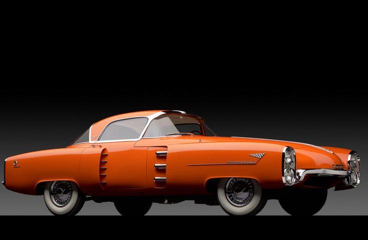 Lincoln Indianapolis Exclusive Study by Carrozzeria Boano Torino de 1955: 1,5 millones