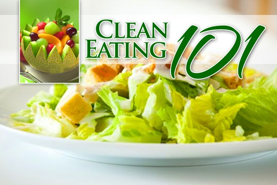 Clean Eating. What It Is And How To Do It. #cleaneating #eatclean