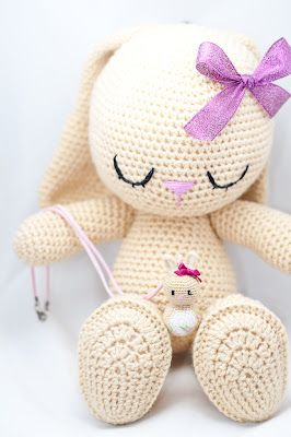 Beautiful handmade doll