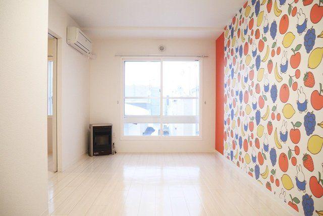 とっておきのおもちゃ箱 301号室(北海道札幌市白石区) | 札幌のリノベーション・デザイナーズ賃貸ならグッドルーム[goodroom]