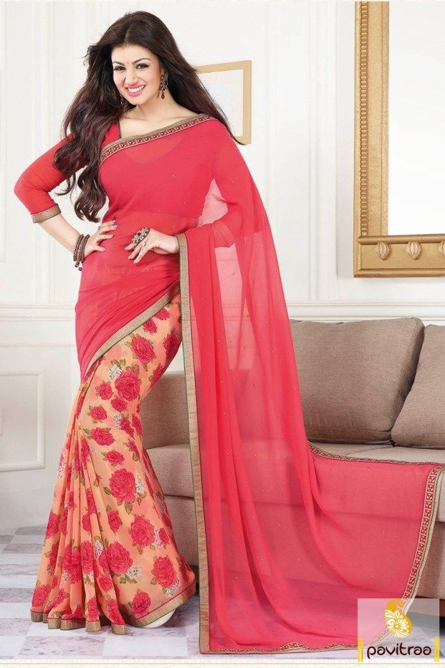 Ayesha Takia Special #Red Georgette Fancy Sarees Online #Bollywood, #Heroine, #Actress, #Georgette, #sarees, #sari, #saree, #partywear, #casual, #latest, #fancy, #beautiful, #indianfashion, #indian, #officewear, #formal, #designer, #ayeshatakia More Product : http://www.pavitraa.in/store/georgette-saree/ Any Query :  Call / WhatsApp : +91-76982-34040  E-mail: info@pavitraa.in