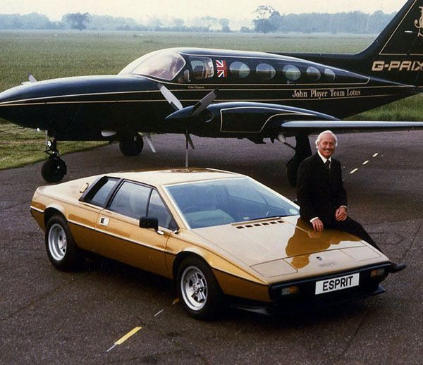 Colin Chapman 19 May 1928 16 December 1982 Founder Of Lotus Cars