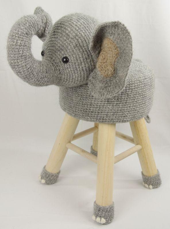 Dieren kruk olifant