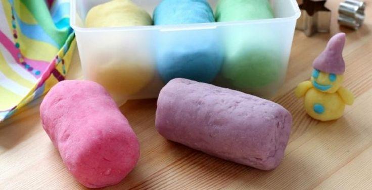 2 recettes de pâte à modeler comestible! - Bricolages - Trucs et Bricolages
