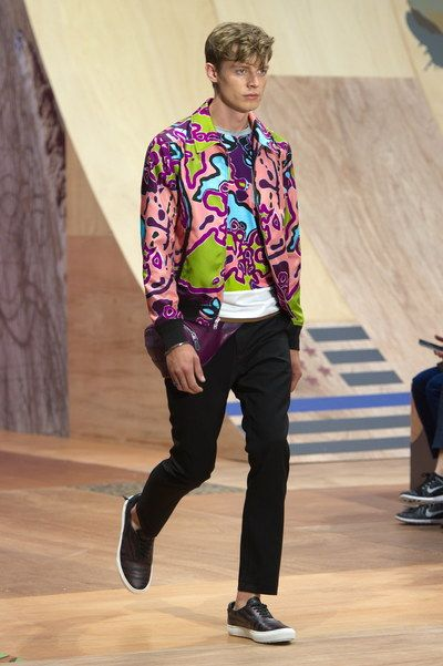 Coach Spring 2016 Menswear Collection - Vogue #menswear #runway #spring2016 #spring #2016 #fashion #style #trends #trendy #trend2016