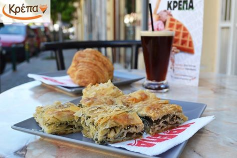 Καλημέρα και καλή εβδομάδα!!! Το πρωινό είναι το πλέον απαραίτητο γεύμα για όλους μας. Δίνει ώθηση στον οργανισμό μας και με το κατάλληλο… πρωινό μπορεί να βελτιώσει την υγεία μας.  Απολαύστε στην #Κρέπαland λαχταριστές σπιτικές πίτες!!! Γεμίστε την μέρα σας με γεύση και ενέργεια….!!!  Μην ξεχνάτε την νέα μας υπηρεσία online παραγγελία μέσα από την σελίδα μας!  #ΚρέπαLand #Συκιές #Delivery #Κρέπα #Βάφλα #junior_menu  #club #burger #hotdog #παγωτό  #Νεάπολη