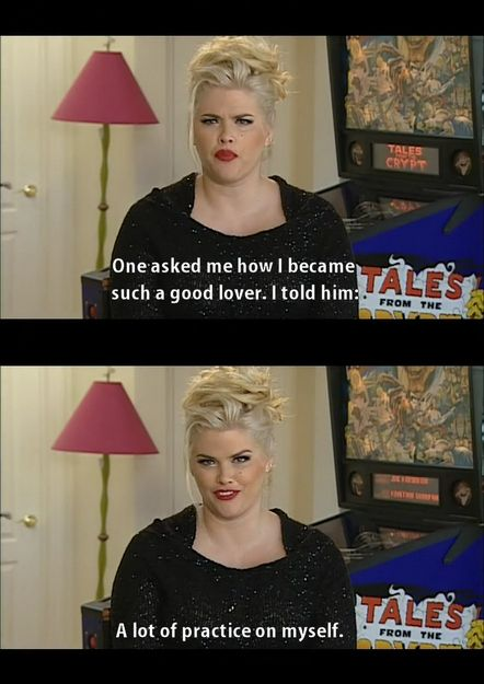 """Masturbation extraordinaire.   Why """"The Anna Nicole Smith Show"""" Was The Best Reality TV Show Ever"""