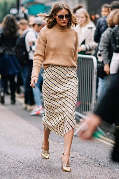 Olivia Palermo at London Fashion Week I | THE OLIVIA PALERMO LOOKBOOK | Bloglovin'