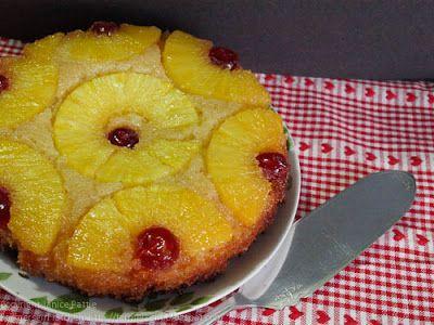 Pineapple Upside Down Cake by Farmersgirl Kitchen