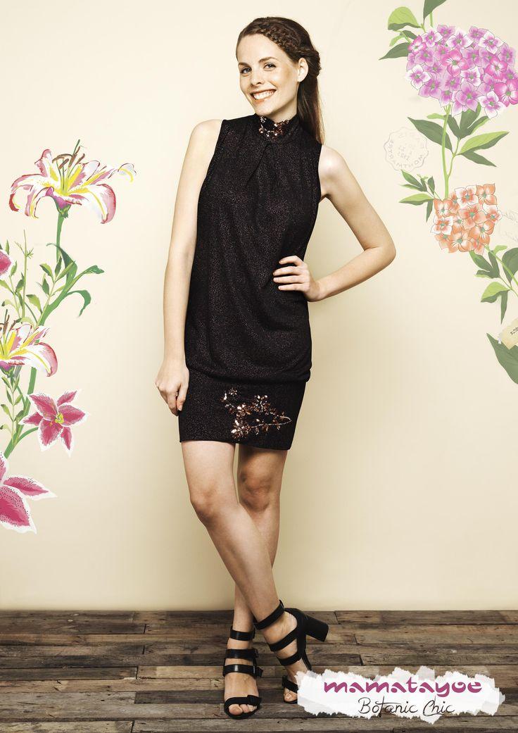 Botanic Chic by Mamatayoe / Set Lupe / Look: Scarlet