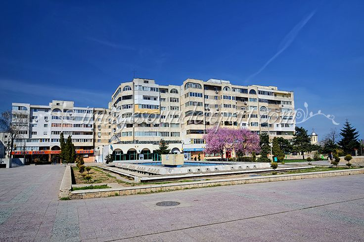 """Cartierul Rezidențial """"Casa de Cultură"""" in Constanța, Constanța"""