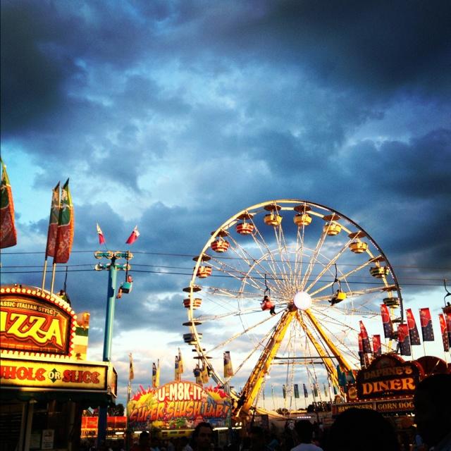 Ferris wheel #CNE #Toronto