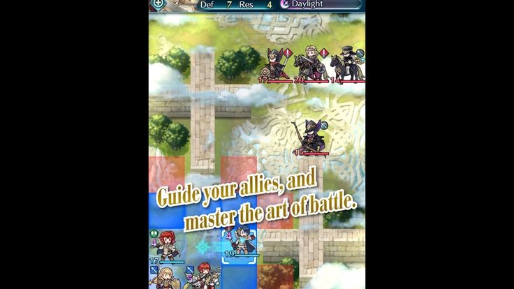 Fire Emblem Heroes Chapter 1 Gameplay on PC