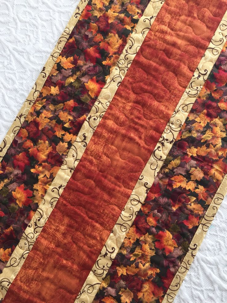 185 best Fall Quilts and Patterns images on Pinterest   Stitching ... : thanksgiving table runner quilt patterns - Adamdwight.com