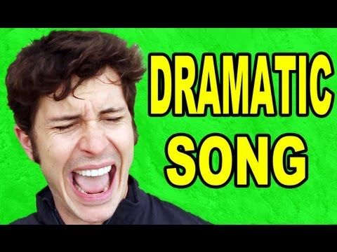 Tobuscus: DRAMATIC SONG this made me chuckle.  TOBY TURNER IS MY HERO!