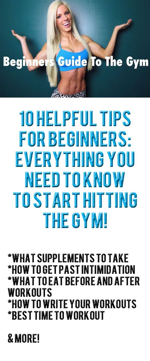Complete Beginners Guide to the Gym. #gym #workout #exercise