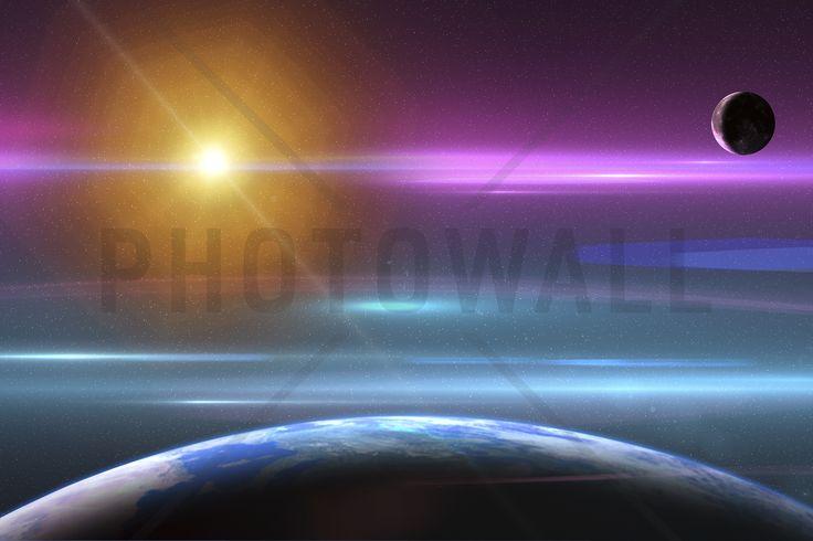 Amazing Space - Fototapeter