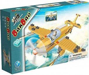 Banbao 8244 Военный самолет
