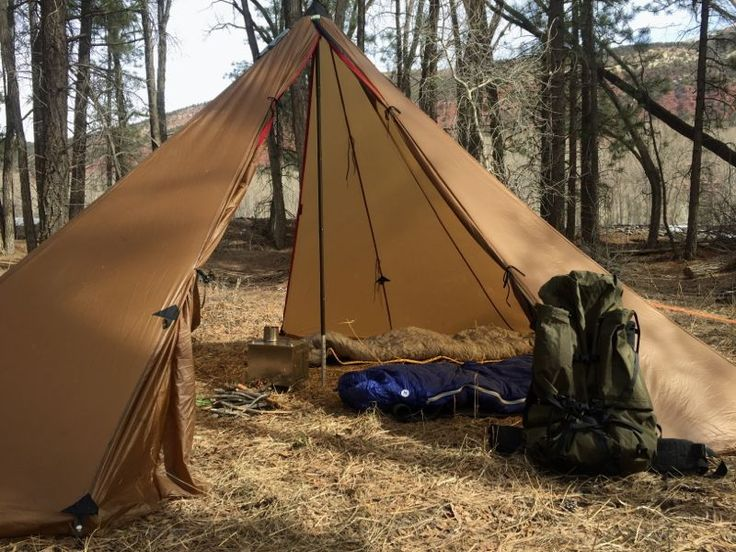 How To Live In A Heated Tent  |Heated Winter Camping Shelters