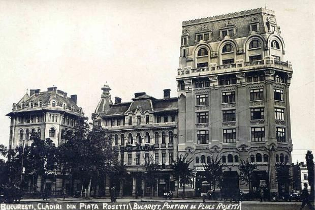 Bucharest, Plata Rosetti