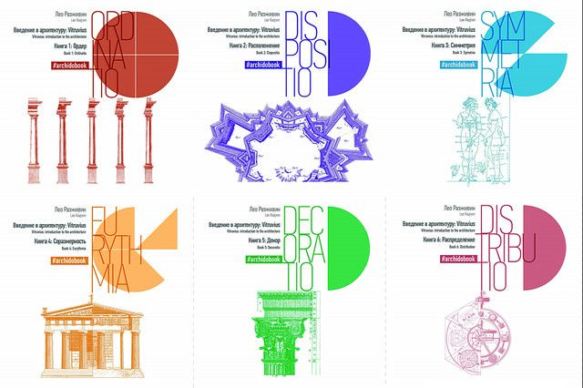 ВВЕДЕНИЕ В АРХИТЕКТУРУ: VITRUVIUS. КНИГА ЛЕО РАЗЖИВИНА - Союз дизайнеров России. Он-лайн версия | библиотека
