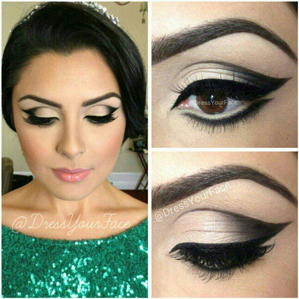 Makeup by Dress your face