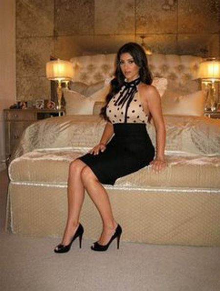 Kim Kardashian Home Kim Kardashian Mansion Please