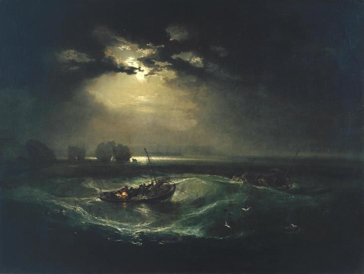 Palette of a Master: Explore Turner's Sublime Colour Choices