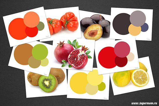 Развивающие игры с детьми Цветовые гаммы free printable, color sorting, color scales