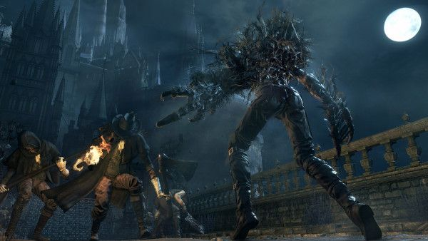Bloodborne: The Old Hunters  How to Get the Beasts Embrace Rune and Go Beast Mode
